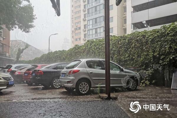 北方强降雨转移至东北 江南经历今年来最持久高温