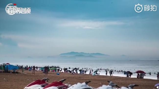 硬核科普:如何3秒快速辨別真假海市蜃樓?