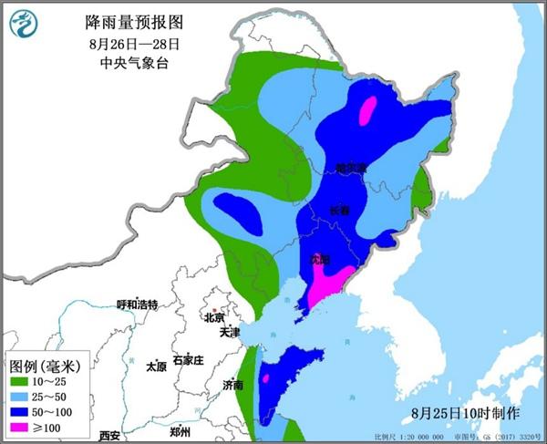 """強臺風!臺風""""巴威""""將影響我國6省市 風雨影響進程表來了"""