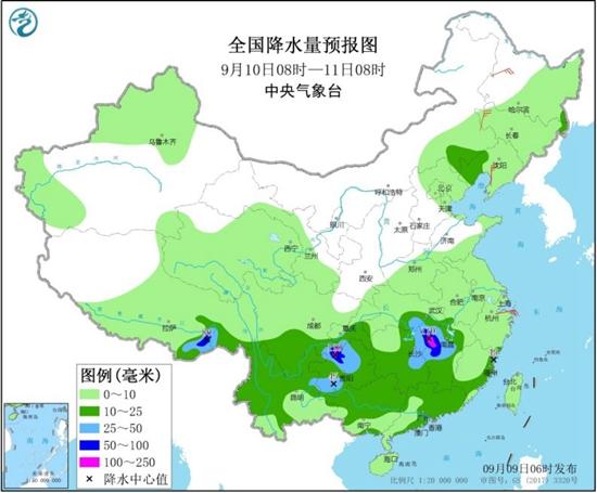 """华西秋雨逐渐开启 江浙沪""""秋老虎""""短暂出没"""