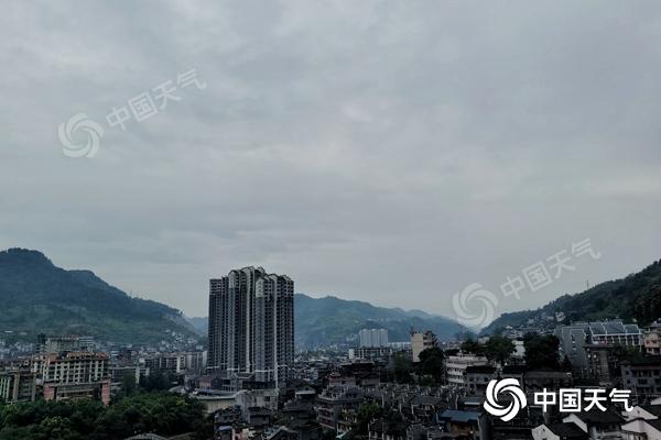 未来一周湖南阴雨绵绵湘中局地雨势强盛 气温偏低凉意初显