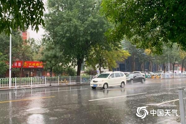 明起江南華南等地又有降雨過程 南北方氣溫倒掛頻現
