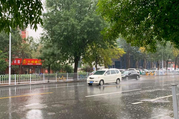 明起南方新一轮降雨来袭 南北方气温倒挂频现
