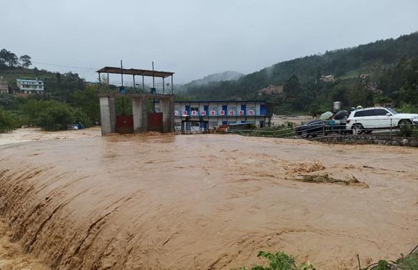 南方新一轮降雨过程再度开启 今天贵州湖南将遭暴雨
