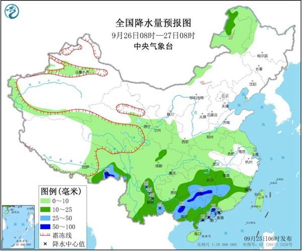 南方新一轮降雨过程再度开启 今天【贵州等地】将遭暴雨