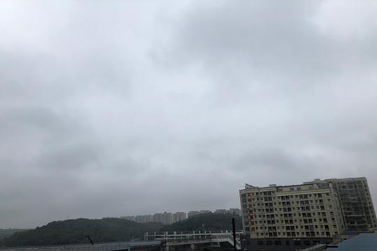 南方雨水进一步减弱 江南江汉部分地区冷如11月下旬