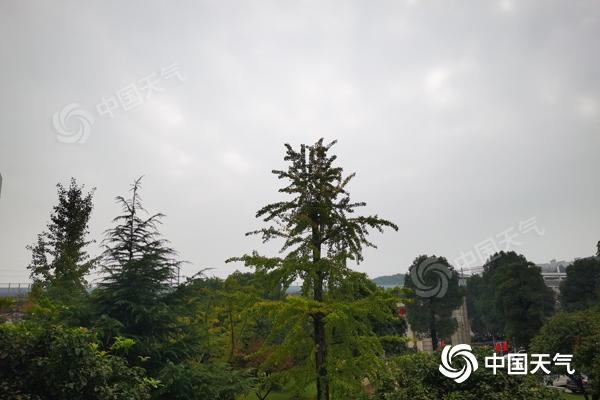 湖南明起雨水渐止最高气温小幅回升 22日湘西等地有晨雾