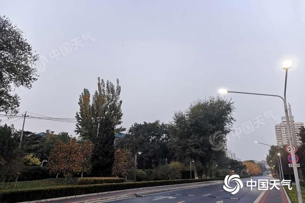 """未来三天北京阳光占天气舞台""""C""""位 气温将逐日下跌"""