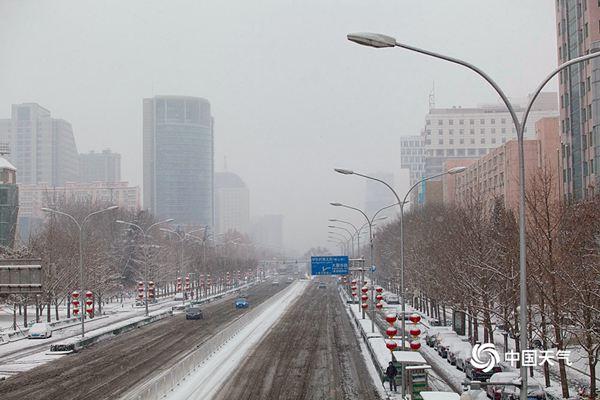 一入冬 为什么全北京都在等下雪?