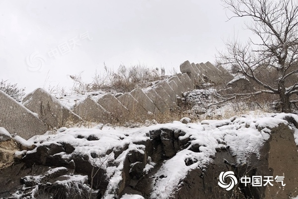 中东部地区雨雪天气持续 20个省会级城市或创气温新低