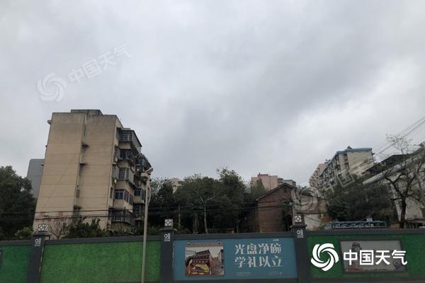 未来三天湖南降温猛烈 湘北山区局地将现雨夹雪或冻雨