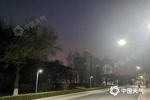 今天北京维持晴燥天气 白天风寒效应明显阵风达6级