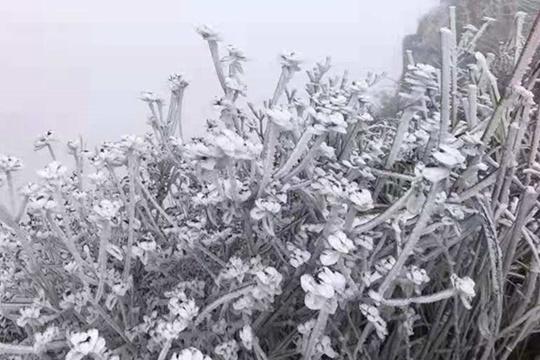 新冷空氣影響北方 西南東部等地多陰雨