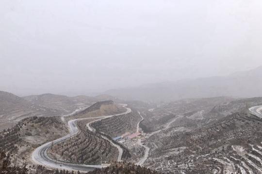 東北華北部分地區將迎今冬來最冷白天