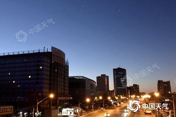天寒地冻!今天北京北风劲吹 最高气温2℃或创今冬来新低