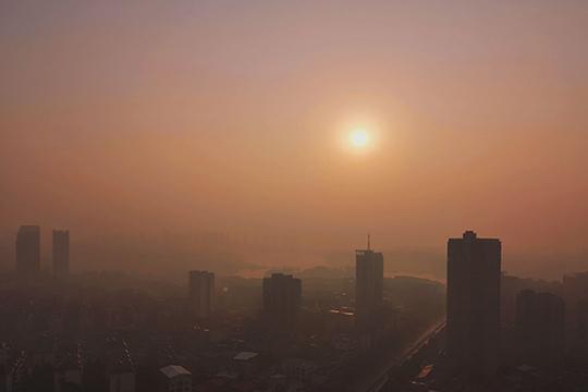 全國大部氣溫回升 華北等地將現中度霾