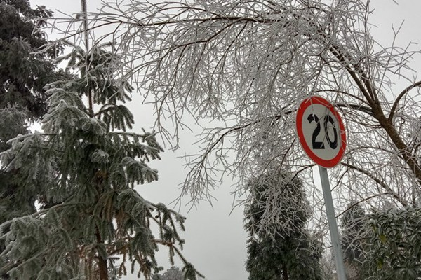中东部大部回温缓慢  气温持续偏低