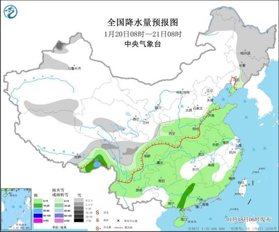 喊渴!华南大部降水偏少 20日起将迎久违降水
