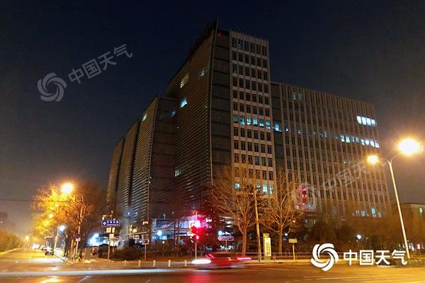 """北京天气继续唱""""晴""""歌 最高气温将升至6℃"""