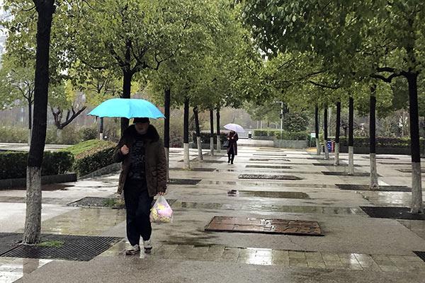 冷空气收尾立春后迎大回暖 南方阴雨频繁