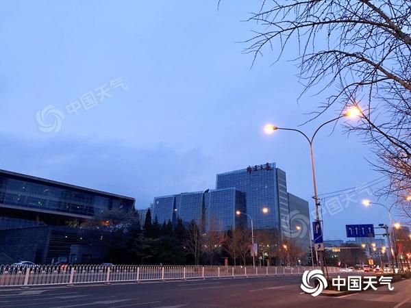北京或将迎本周最冷白天 最高气温跌至【4℃】