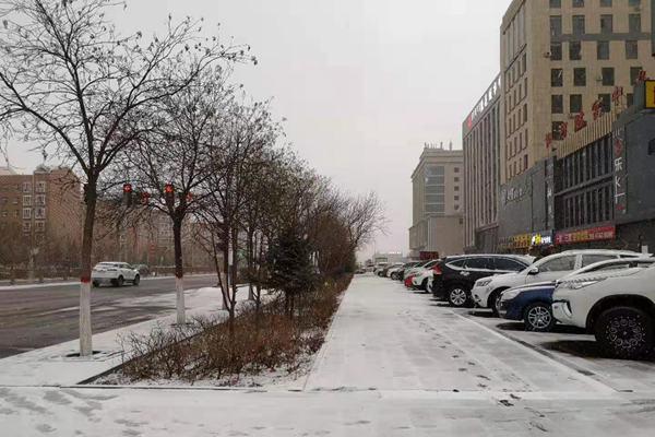 中东部雨雪持续 北方局地降温超14℃