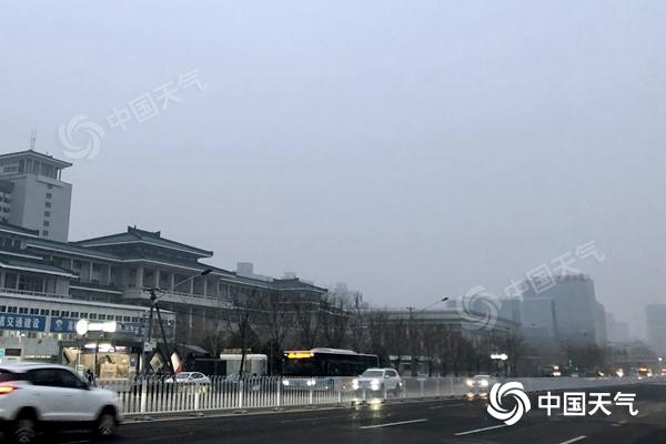 北京今日轻雾来扰 最高温将升至10℃以上