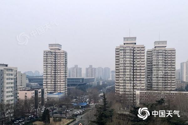 """暖!今天北京天气转晴最高温将达15℃ 后天小雨来""""扰"""""""