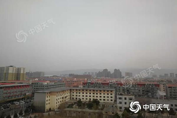 雨雪上线!未来三天内蒙古中东部或现中雪 气温起伏大