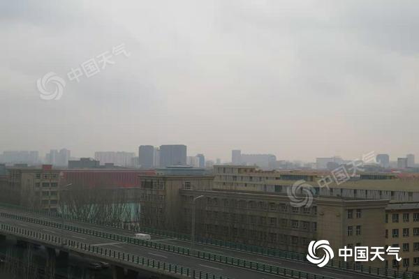 今明天雨雪大风沙尘齐袭内蒙古 气温猛降局地降幅超10℃