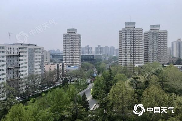冷空气来袭!今天北京风力增强阵风将达7级 西部北部地区迎小雨