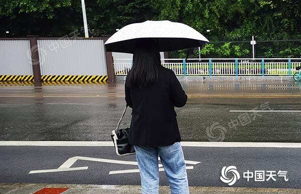 南方雨水再度發力 北方連迎兩輪升溫高潮