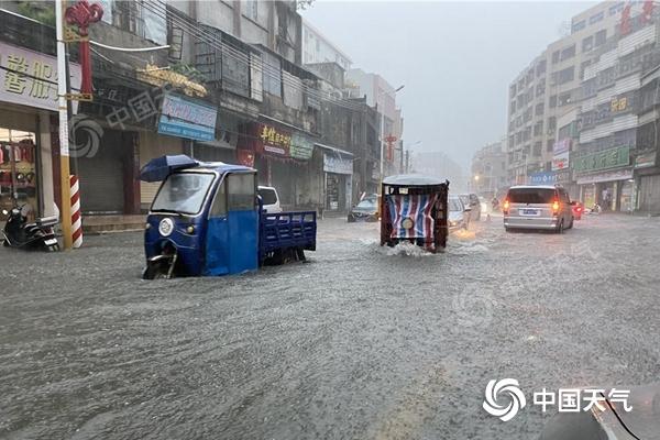南方明起迎新一轮降雨 北方多地雷雨频繁