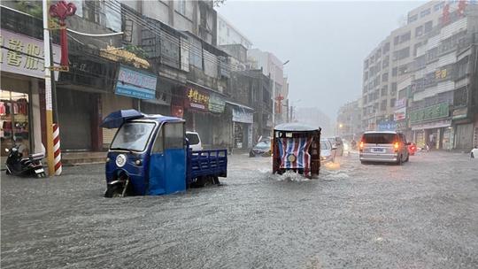 北方多地雷雨頻繁 南方明起迎新一輪降雨