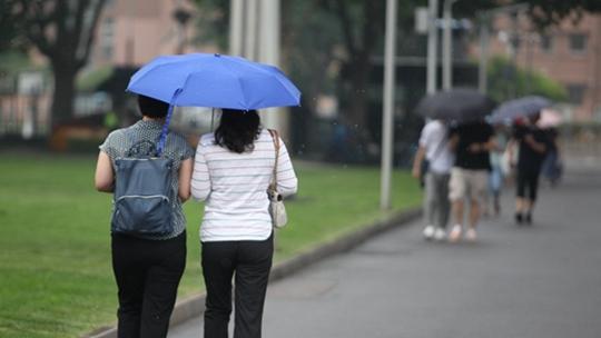 南方较强降雨过程持续 北方高温范围扩大