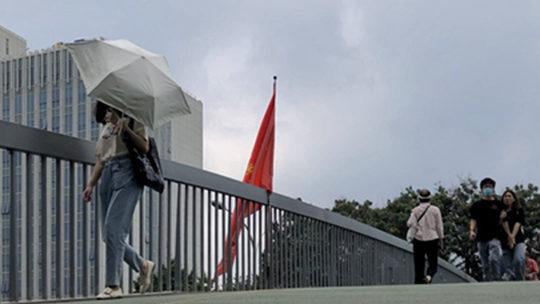 暴雨北抬至长江以北 南北方高温齐发力