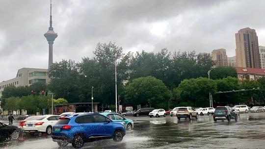 本周华北地区雨水频繁 南北方高温齐增