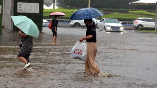"""河南仍需防范强降雨 """"查帕卡""""持续影响广东等地"""