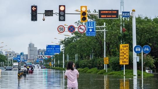 京津冀等地有强降雨 西南地区高温增多