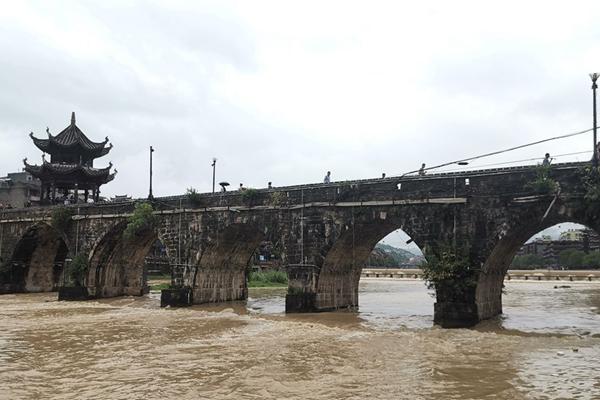 暴雨連連 南方多地迎此輪降水最強時段