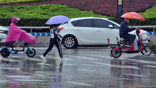 北方强降雨重心移至东北 中秋节晴天回归气温升