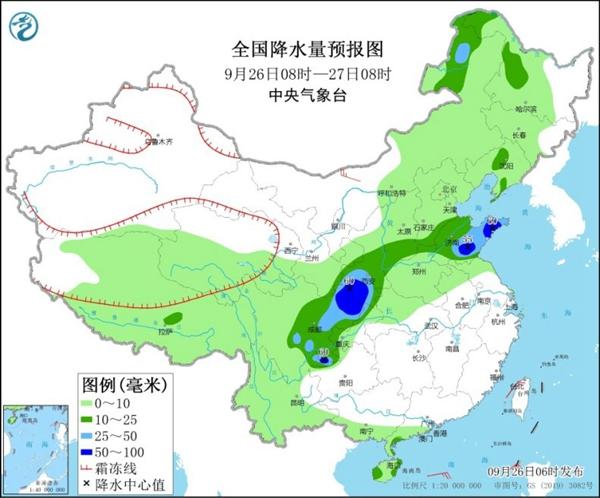"""四川盆地等地受雨水""""青睐"""" 南方""""秋老虎""""持续发威"""