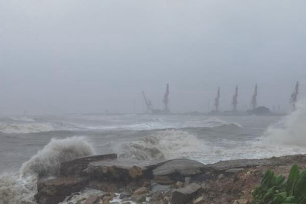 今年下半年来最强冷空气来袭 台风影响逐渐减弱
