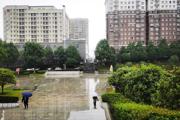 南方大范围阴雨来袭 多地气温再创新低