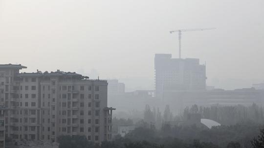 华北等地雾和霾减弱 中东部多地昼夜温差较大