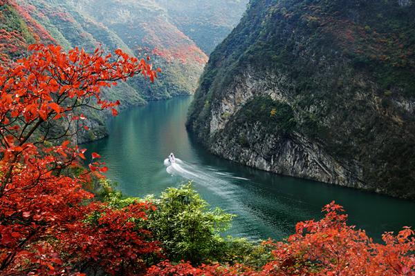 中國天然氧吧推介——重慶巫山縣