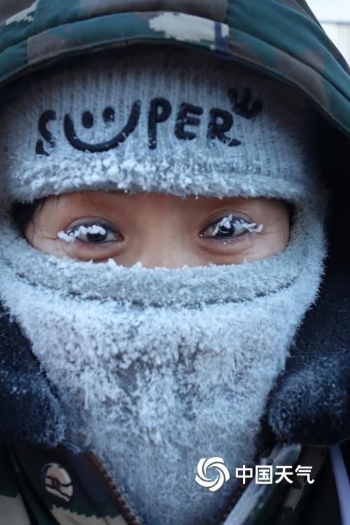 """盘点那些极寒天气才能解锁的""""神技能"""""""
