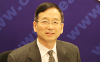 气象探测中心副总工程师马舒庆