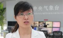 中央气象台首席预报员张芳华