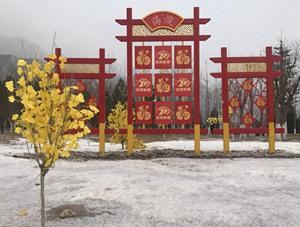 """大年初二初雪造访北京 带你近距离来""""赏""""雪"""
